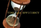Time and Efficiency